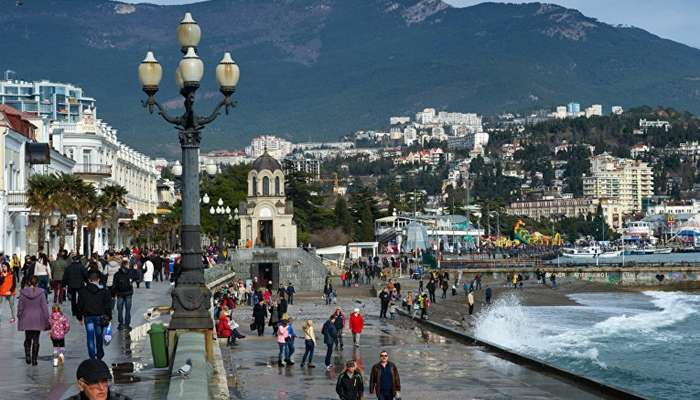 Межнациональные вопросы в Крыму