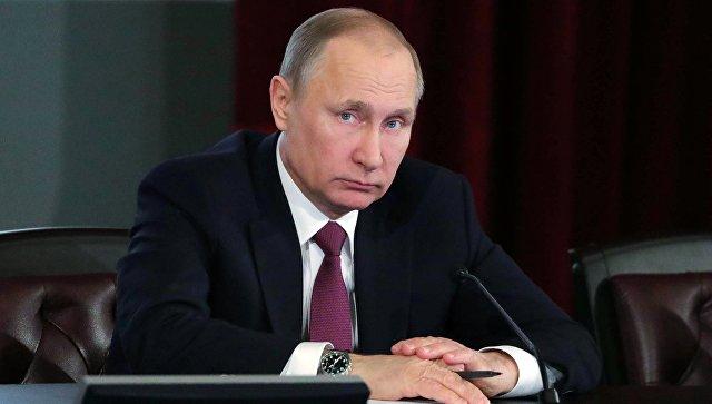 Путин встретится с госсекретарем Ватикана