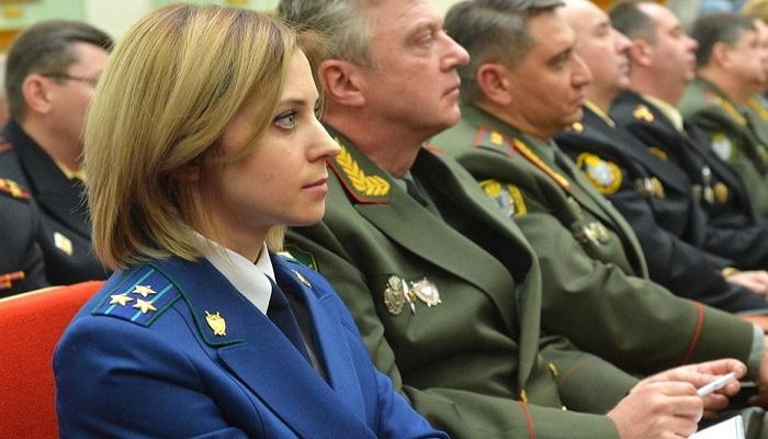 Монархическая партия поддержит Поклонскую