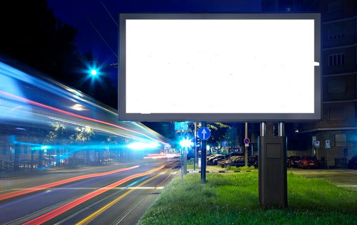 Реклама на билбордах. Плюсы и минусы