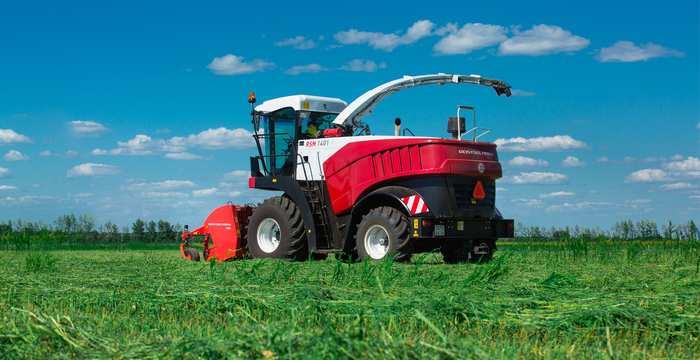 Надежное сельскохозяйственное оборудование