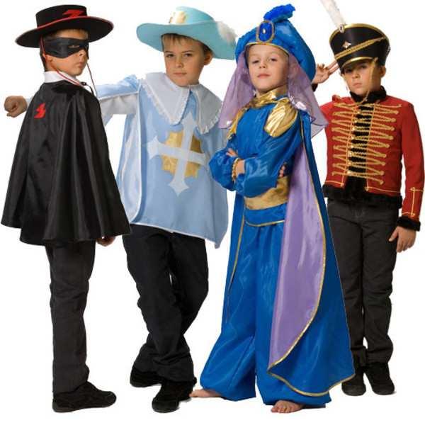 Как выбрать карнавальный костюм ребенку на праздник?