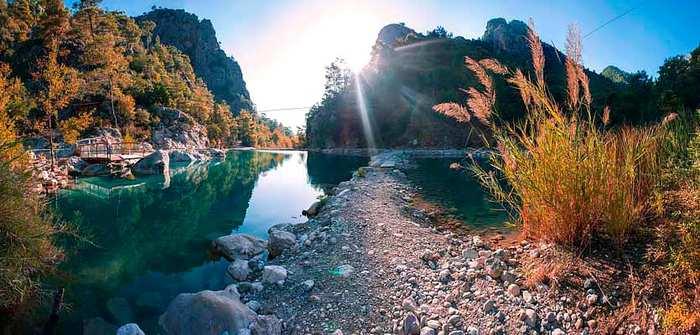 Пешеходный тур по Турции. Классный вариант отдыха.