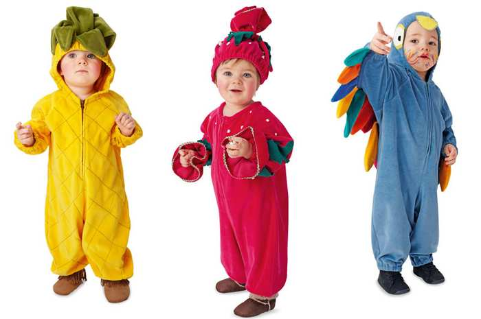 Как выбрать карнавальный костюм ребенку?